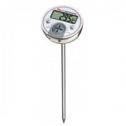 Thermomètre stylo digital à planter (cuisson)
