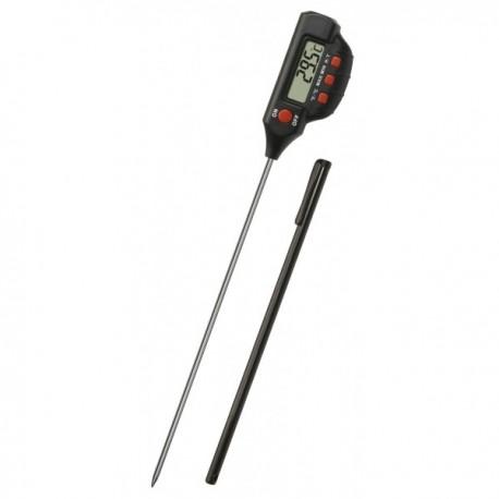 Thermomètre stylo digital à planter industrie / agriculture