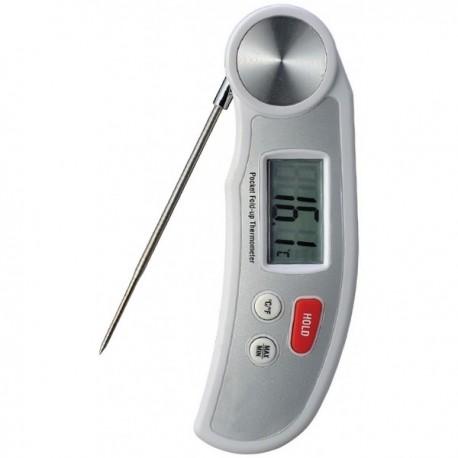 Thermomètre stylo digital à planter spécial agroalimentaire