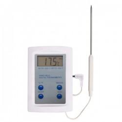 Thermomètre aimanté sonde amovible