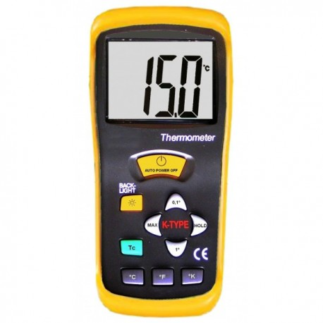 Thermomètre Type K Universel