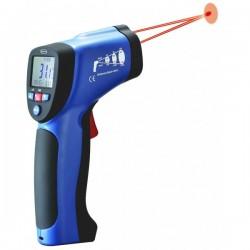 Thermomètre infrarouge double laser 1000°C
