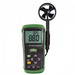 Thermomètre/ anémomètre/ débitmètre