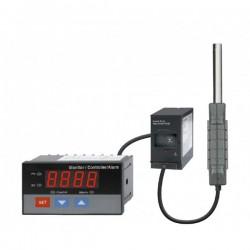 Sonomètre digital + sonde déportée + sortie relais