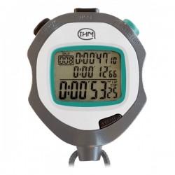 Chronomètre 3 lignes - 200 mémoires
