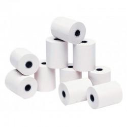 Lot 10 rouleaux papier thermique pour chrono imprimante Seiko