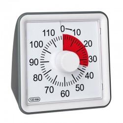 Compteur/décompteur 120 minutes - Bouton de réglage rotatif