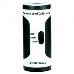 Calibreur pour sonomètre - 94db et 114db