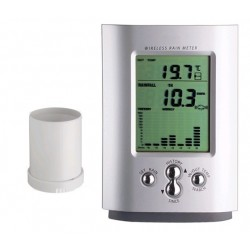 Pluviomètre digital sans fil
