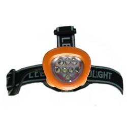 Lampe torche frontale/ étanche IP65