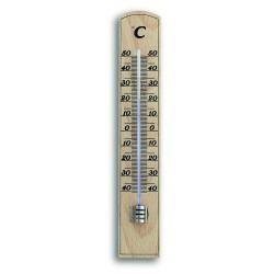 Thermomètre classique Bois hêtre