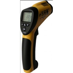Thermomètre infrarouge à visée laser + 1 000°C