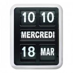 Horloge à chiffres sautants - Calendrier perpétuel