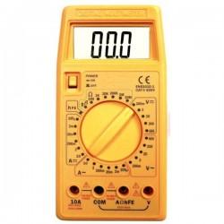 Multimètre spécial électricité