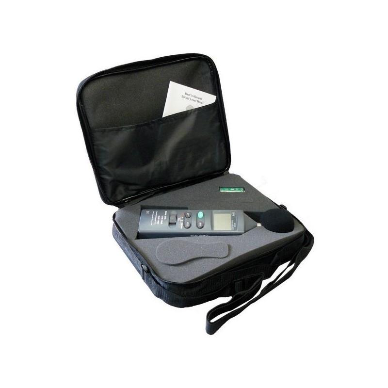 C'est l'instrument de mesure standard pour déterminer les niveaux de bruit dans le cadre de pollution sonore, pour respecter des normes acoustiques ou pour tout simplement quantifier une pression acoustique dans un cadre scientifique.