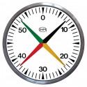 Compte secondes cruciforme murale - Chronomètre piscine