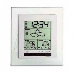Station météo - cadre plexi transparent design