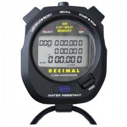 Chronomètre 12 fonctions 500 mémoires