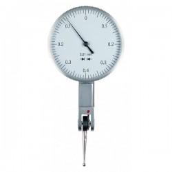Comparateur mécanique à levier course 0,8 mm