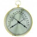 Thermomètre / Hygromètre mécanique - zone de confort