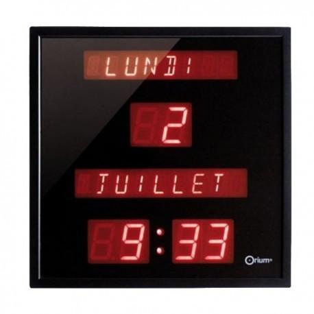 Horloge digitale à date