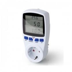 Prise mesureur d'énergie / Wattmètre