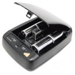 Chargeur accus standard pour 4AA ou 4AAA ou 4C ou 4D ou 9V NX