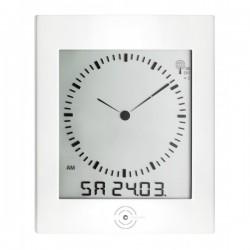 Horloge LCD Radio pilotée - Tactile