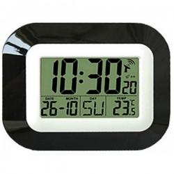 Horloge LCD Radio pilotée - Heure et Température