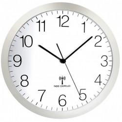 Horloge ABS Radio-Pilotée - Silencieuse