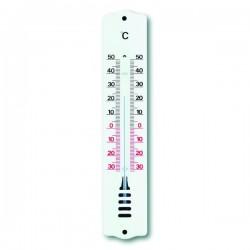 Thermomètre classique métal