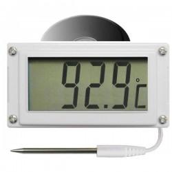 Thermomètre avec sonde et alarme