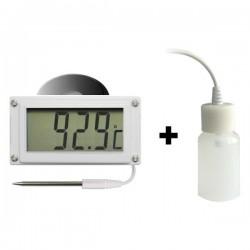 Module thermomètre + ralentisseur thermique