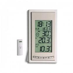 Thermomètre/hygromètre intérieur/extérieur sans fil